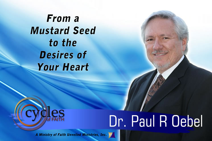 Cycles of Faith with Paul Oebel