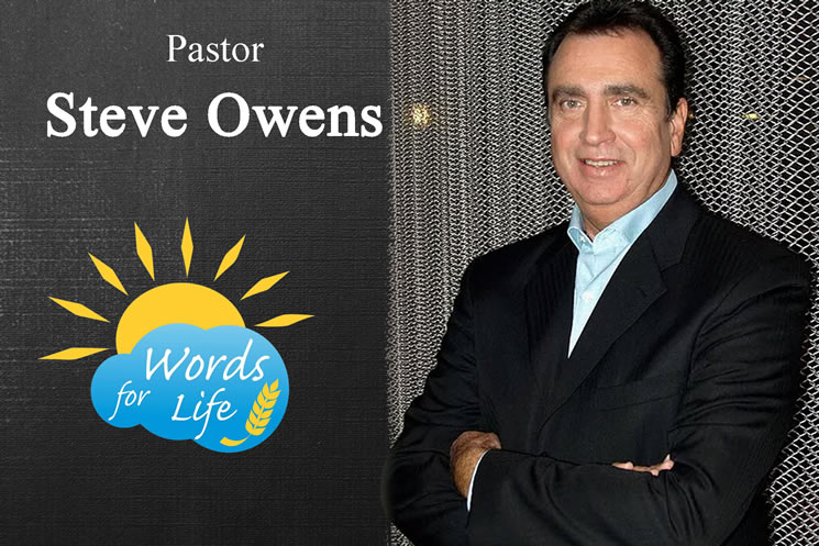Words for Life with Steve Owens